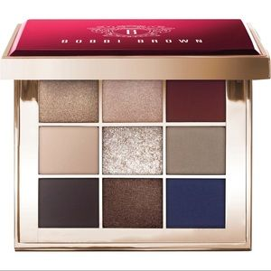 Bobbi Brown Caviar & Rubies Eyeshadow Palette